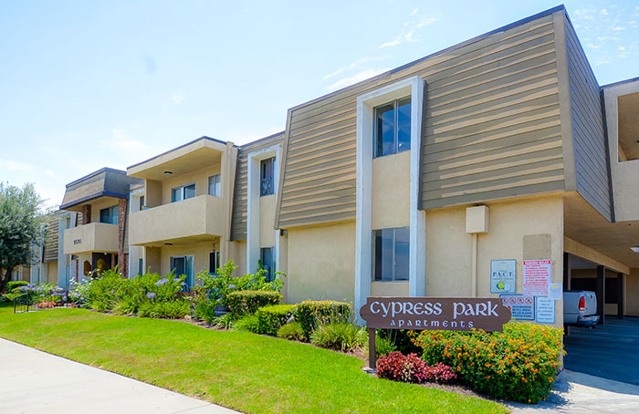 Top Real Estate Management Firm Cypress Park Apartments